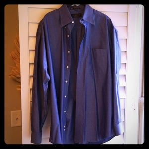 MEN'S TOMMY HILFIGER LONG SLEEVE BUTTON DOWN
